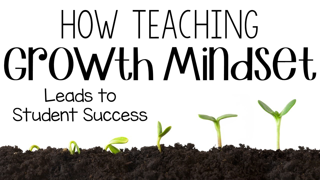How Teachers Can Create Growth Mindset >> How Teaching Growth Mindset Leads To Student Success